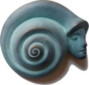 Shell Goddess, by Lindley Briggs